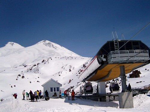 Elbrus Ski Tour