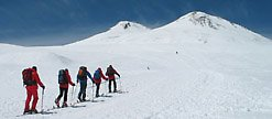 Elbrus Ski-Tour - 8 days